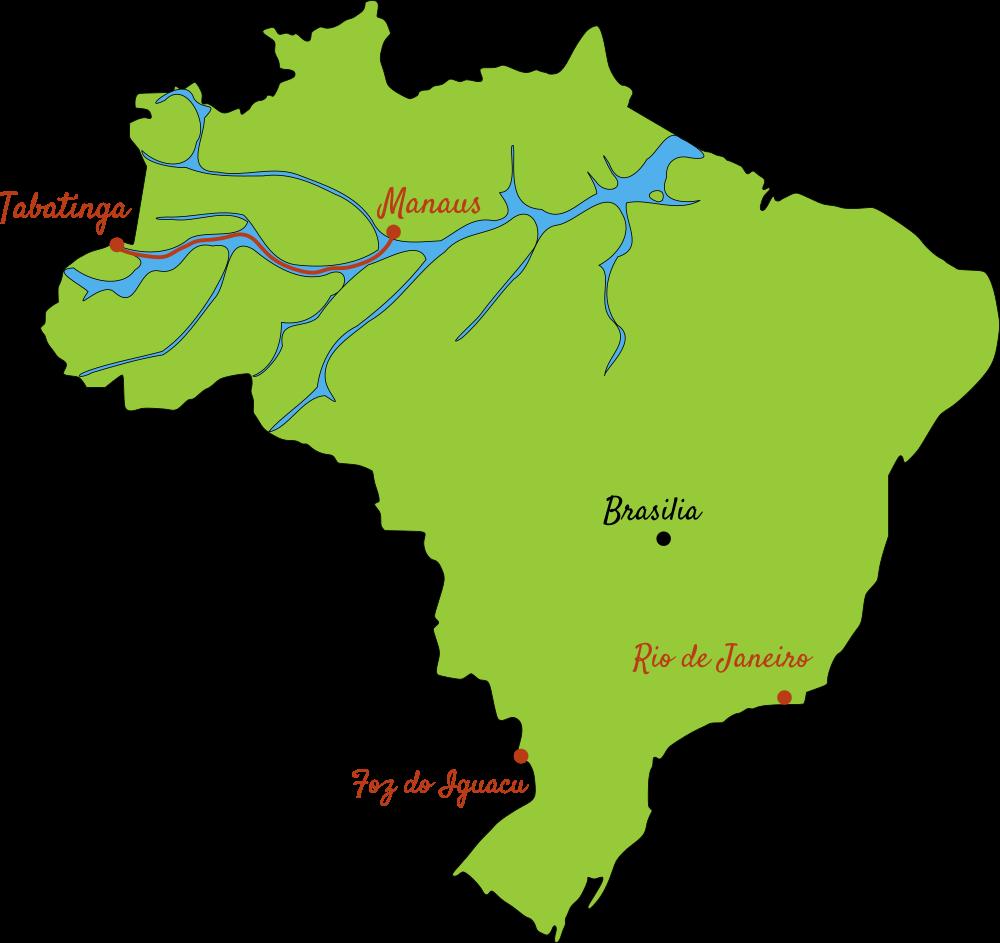 Brasilien bekanntschaften